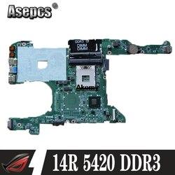 Płyta główna płyta główna laptopa do DELL Inspiron 14R 5420 I5420 płyta główna komputera 0KD0CC DA0R08MB6E2 pełna tesed DDR3 w Płyty główne od Komputer i biuro na