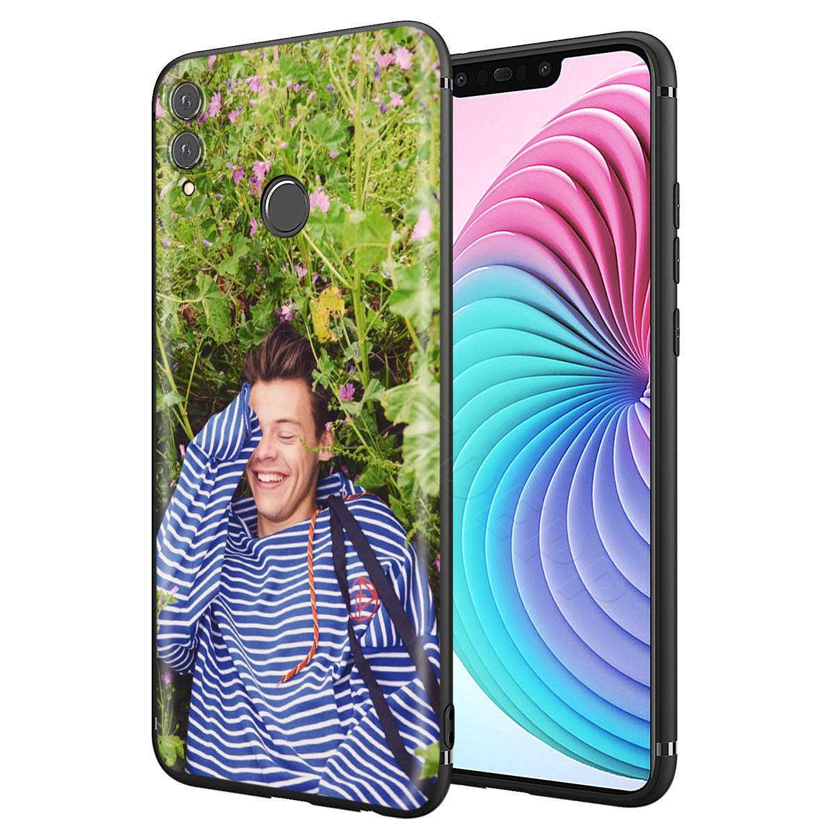Webbedepp ハリースタイルかわいいケース Huawei 社の名誉 6A 7A 7C 7 × 8 8X 8C 9 9 × 10 20 Lite プロノート表示