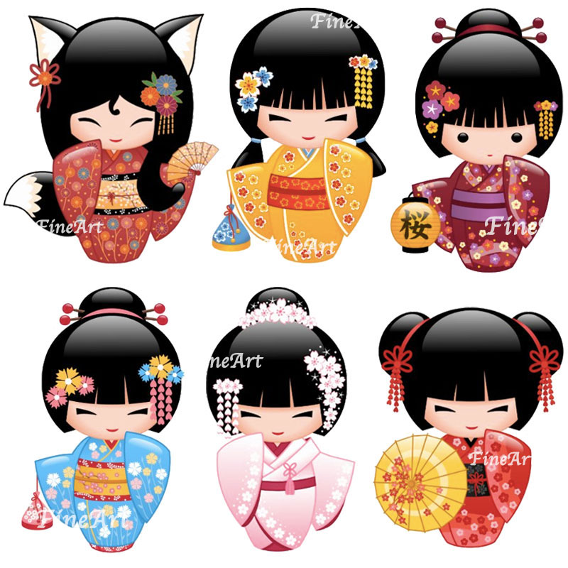Japan puppetry metal cutting dies new dolls fox craft dies stamp set mold for scrapbooking invitation die gift card decoration
