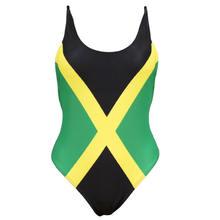 Бесплатная доставка сексуальный цельный купальник в стиле Карибского