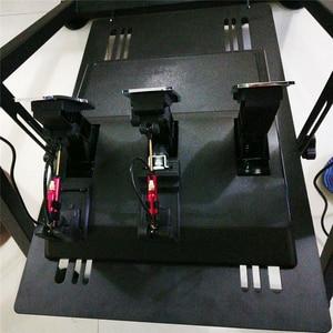 Image 5 - 1 set Acceleratore Pedale Della Frizione Del Freno Smorzamento Gaming Racing Per Thrustmaster T3PA/ T3PA PRO Modificato Speciale Idraulico di Smorzamento Kit