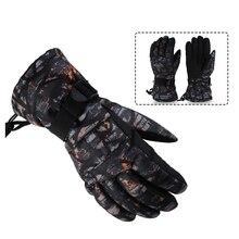Men's Ski Gloves Snowboard Gloves Snowmobile Motorcycle Riding Winter Gloves Windproof Waterproof Outdoor Unisex Snow Gloves