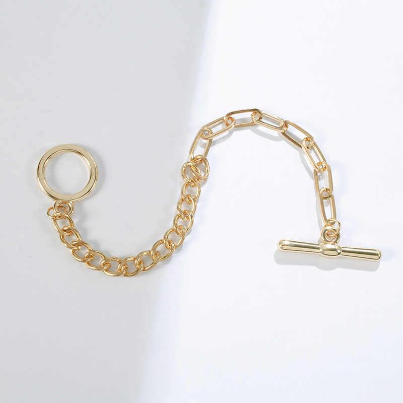Sindlan 5 Pcs Gemakkelijk Haak Fashion Crystal Armbanden Voor Vrouwen Gouden Pols Ketting Armbanden Set Vrouwelijke Boho Verklaring Armband Sieraden