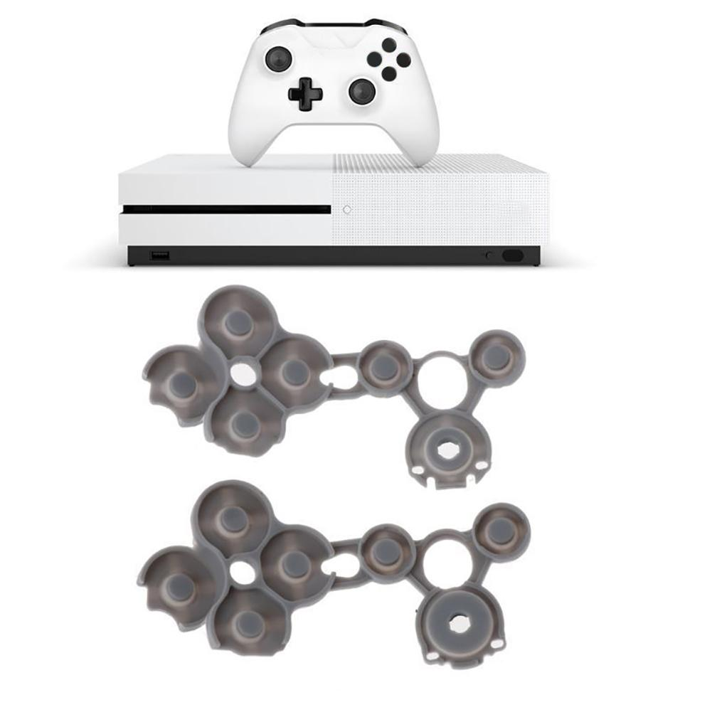 1 шт. проводящая пленка для контроллера резиновая контактная площадка кнопка D Pad аксессуары для игр для Xbox One S и для Xbox One игровые аксессуары|Запасные части|   | АлиЭкспресс