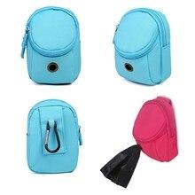 купить Pup Cat Dog Bag Waste Dog Pet Poo Pup Pick-Up Bags Pet Poop Bag Holder Hook Pouch Portable Waste Clean Up Bags Litter дешево