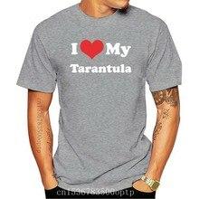 I Love My Tarantula - Mens T-Shirt - 10 Colours - Spider - FREE UK Delivery Name Print T Shirt Mens Short Sleeve Hot Tops