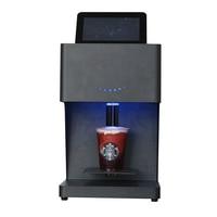 Full Smart Foam Drinks Printer Latte Coffee Printer Edible Food Printer with Touch Screen