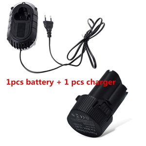 Image 3 - Hot 3C Battery Charger For Makita Bl1013 Df330D 12.6V Lithium Ion Batteries Dc10Wa Dls Homeful Eu Plug