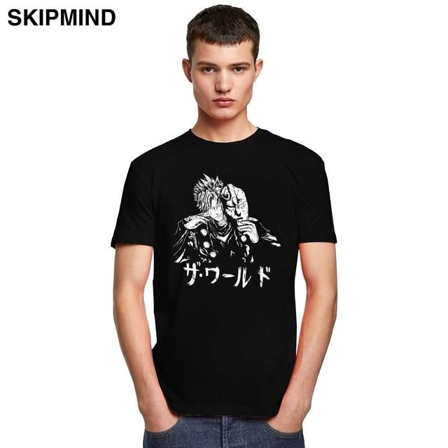 Novelty Dio Brando T-Shirts