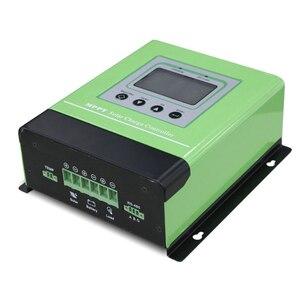 Контроллер заряда солнечной батареи MPPT 30 А 12 В/24 В/36 В/48 В, автоматический контроллер заряда батареи, максимальный вход PV 150 В постоянного ток...