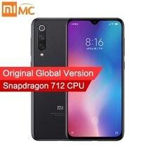 "Version mondiale Xiao mi 9 SE mi 9 SE 6GB 128GB Smartphone Snapdragon 712 CPU 5.97 ""AMOLED FHD + écran 48MP Triple caméras NFC CE"