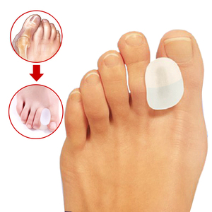 Image 2 - 1pcs Hallux Valgus Correction Toe Separator Straightener Foot Pain Relief Feet Care Corrector Big Bone Thumb Orthotics Pedicure