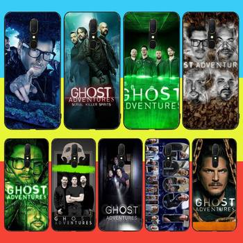 NBDRUICAI American documentary Ghost Adventures Soft Silicone Black Phone Case For Oppo A5 A9 2020 Reno Z Realme5Pro R11 case image