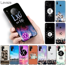 Мягкий чехол Lavaza EXO band k-pop kpop для Huawei P9 P10 P20 P30 P Smart Z Y7 Plus Lite Pro Prime Mini 2019