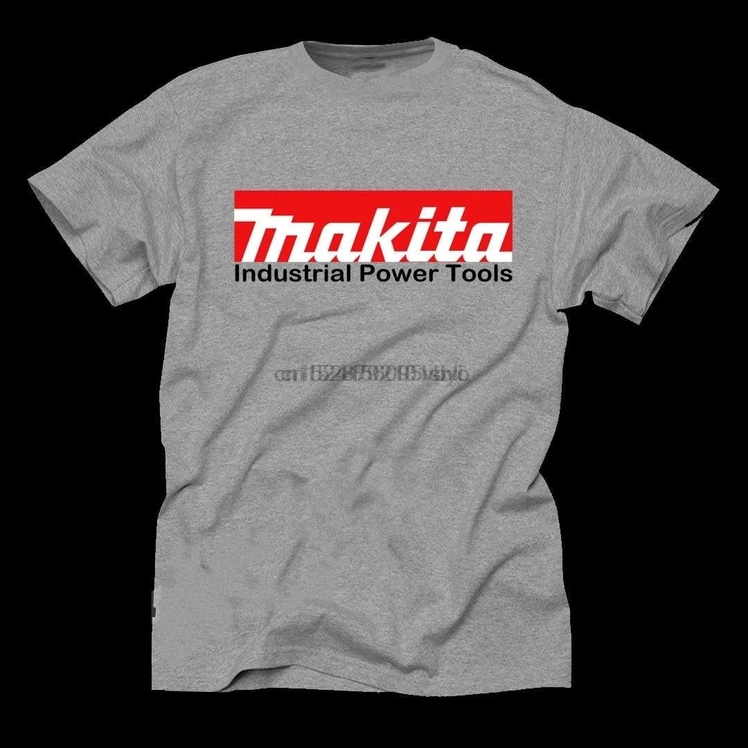 Makita Heavy Duty Tools Logo T-shirt Black