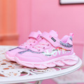 Mädchen Schuhe 2019 Neue Stil Herbst Leder Warme Großes Kind Kleines Mädchen Mode Herbst Schuhe Kinder Sport Schuhe Herbst