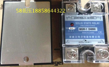 mager Genuine new original single-phase solid-state relay 220V  MGR-1 D4890 DC control AC DC-AC 90A