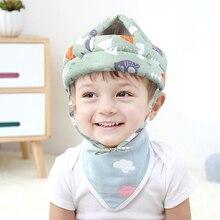 Малыш + ребенок + голова + защита + мультфильм + подушка + безопасность + младенец + защита от падения + мягкий + хлопок + дети + защитный + подушка + ребенок + сейф + уход + шапочка