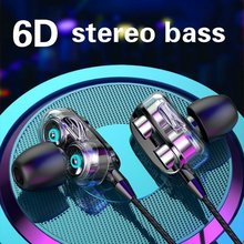 3.5mm in-ear fone de ouvido com fio fone de ouvido estéreo sround com microfone esporte fones de ouvido fone de ouvido para o telefone móvel para vídeo