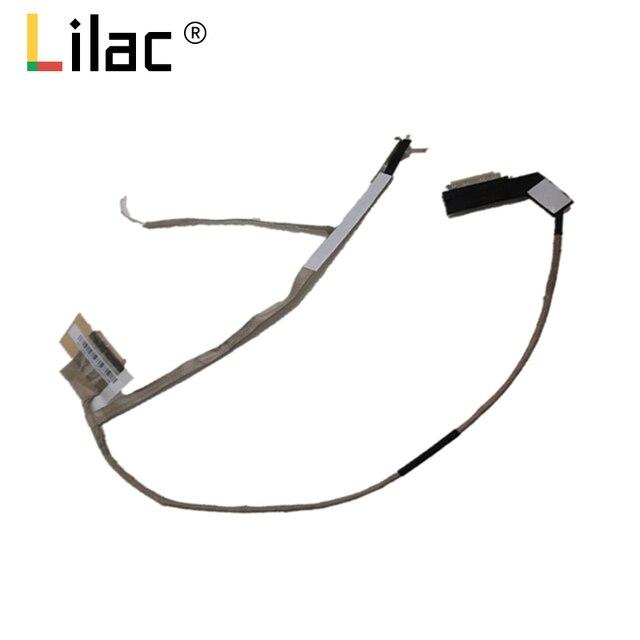 Nouveau câble dordinateur portable pour LENOVO ThinkPad E430 E435 E430C PNDC02001FQ10 remplacement réparation ordinateur portable LCD LVDS câble 1 commande