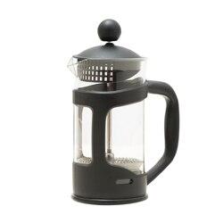 Francuski ekspres do kawy mała francuska prasa idealna do porannej kawy o maksymalnym smaku ekspres do kawy z doskonałą filtracją w Dzbanki do kawy od Dom i ogród na