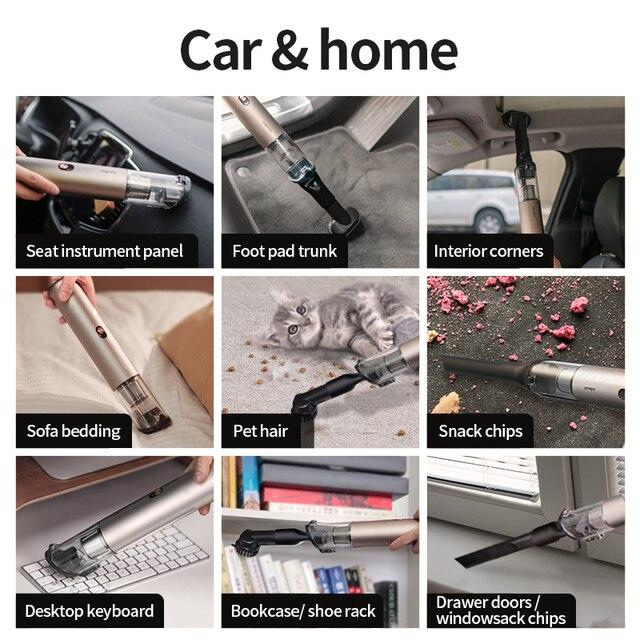 Accessoires buse AutoBot pour aspirateur 7 pièces