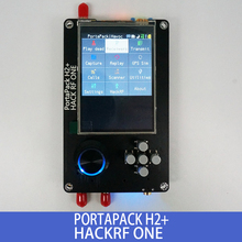 PORTAPACK H2 For HACKRF ONE SDR + 0.5ppm TCXO + 2100mAh Battery + 3.2