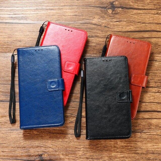 PU Leather Cases For ZTE Blade 20 Smart V9 V10 Vita V8 Mini Lite Case M2 L8 A7 A5 2019 A320 A510 A512 A520 A530 A601 A610 Cover