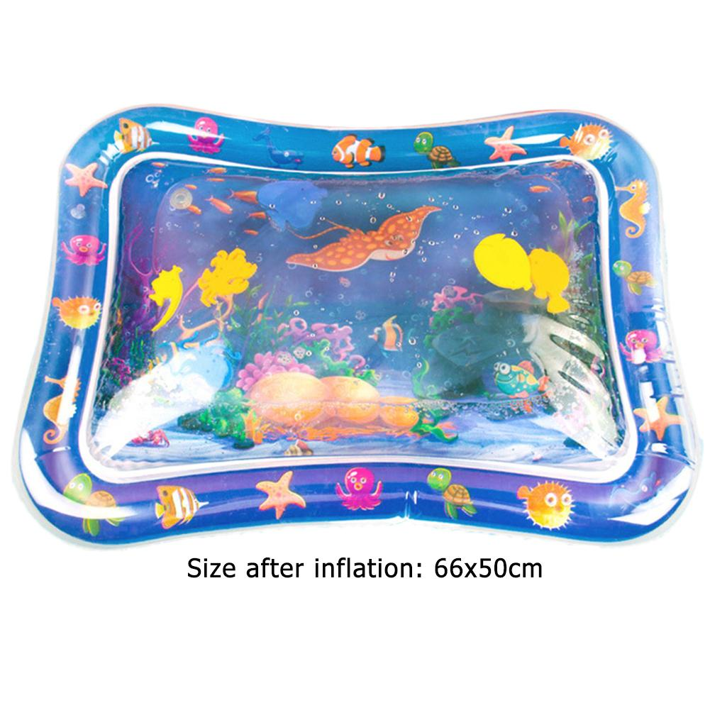 H04e511005e3a4f5a9009ad278599adc4z - Simplicity Security Bathing Float Pad Superb Craftsmanship Inflatable Baby Swimming Pool Children Home Use Paddling Pool