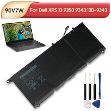 Оригинальная сменная батарея для ноутбука 90v7w jd25g jhxpy