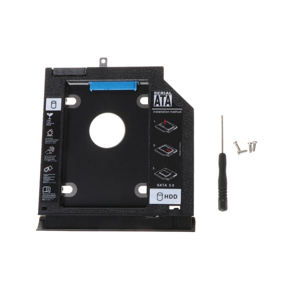 Новый 2nd SSD HHD жесткий диск кронштейн для лотка салазок для lenovo Ideapad 320 320C 520 330 330-14/15/17 B5400 GUE0N DU8A5SH