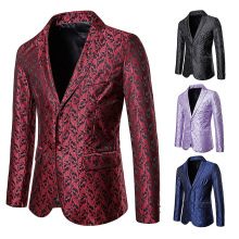 Mens Blazer Jacket Men Casual Suits Blazers  Suit Man