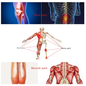 Image 4 - 100 pieces ZB Pain relief patch orthopedic plasters analgesic patches Body Massager rheumatism treatment of arthrit waist pain