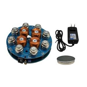 Image 5 - Lusya磁気浮上モジュール磁気サスペンションコアランプ耐荷重重量 300 グラムdiy/完成した
