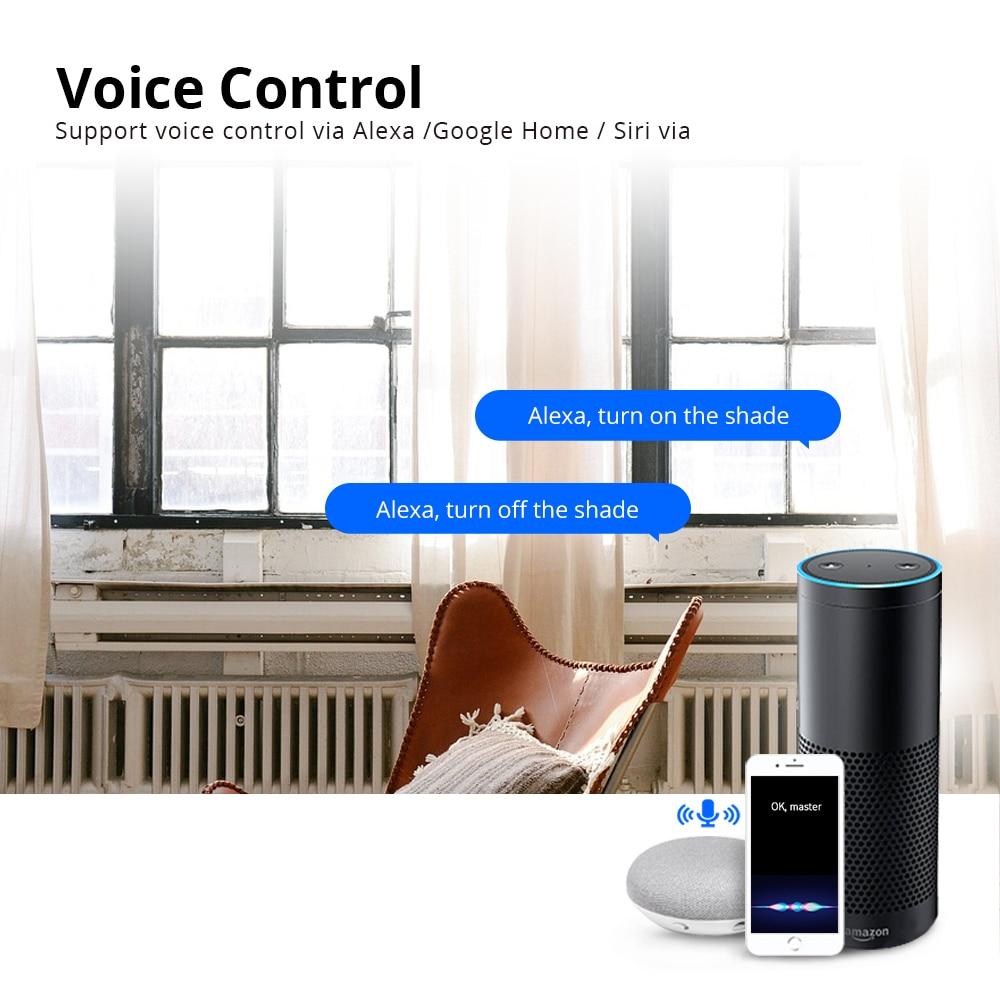 H04e69cbd6ca645e9bd4a6984093a74adF - Zemismart Electric Curtain with Kinetic Switch Tuya Smart Life WiFi Control Alexa Google Home Control