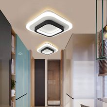Iralan-lámpara de techo LED moderna para el hogar, candelabro para dormitorio, mesita de noche, pasillo y entrada
