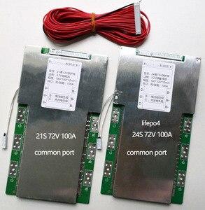 Image 5 - eBike 7S 24V 10S 36V 13S 48V 16S 17S 64V 21S 72V Lithium Battery Protection Board Li ion Lipo ion BMS PCM Packs 15A 30A 50A 60A