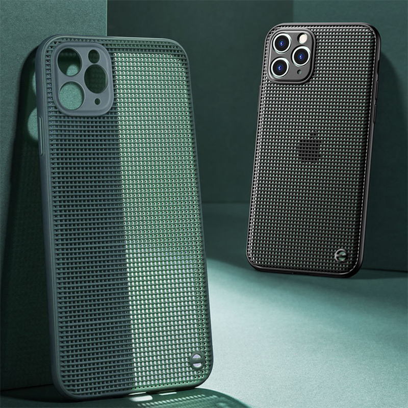 Breathable Cooling Soft Cover for iPhone