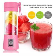 Blender Smoothie Squeezers Milkshake Fruit Reamers-Bottle Cup Juicer Lemon Vegetables