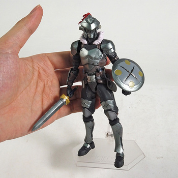 Goblin Slayer Figma 424 PVC Action Figure Collectible Model Toy 6