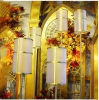 Новый Стиль Свадебные реквизиты китайский фонарь Дорога tieyi Свадебные украшения Свадебные Подиумные дорожные направляющие