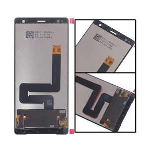 Image 5 - Original For Sony Xperia XZ2 LCD Display Touch Screen Digitizer For Sony XZ2 Screen LCD Display Phone Parts Display Free Tools
