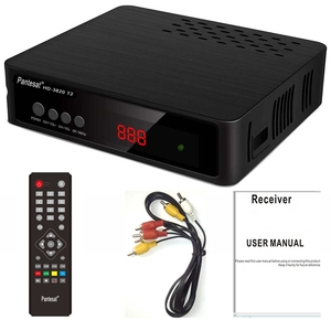 Image 5 - Decodificador de señal con DVB T2 HD, receptor satélite, Wifi, USB 2,0, TV Box Digital gratis, sintonizador DVB T2 DVBT2, IPTV M3u, Youtube, Manual en inglés