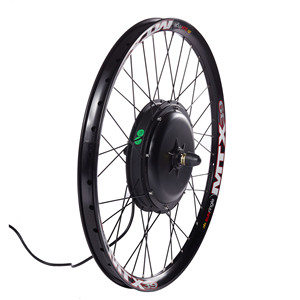 Image 4 - דואר אופני MTB אחורי גלגל המרת ערכת עם MTX39 עבה ריתוך שפת KT LCD8 צבע תצוגת בקר PAS בלם מנוף 24 29in 700C