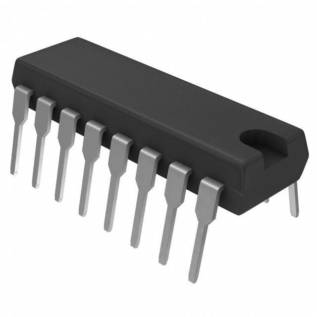 binary counter; Series HC; THT; DIP16 3 X SN74HC163N IC digital; 4bit