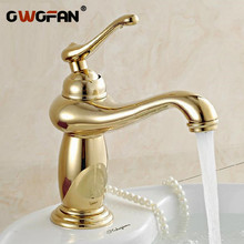 Free shipping Classic Retro Euro Style Artistic Brass Surface Bathroom Basin Sink Faucet Mixer Tap toilet bath faucet HJ-6603K