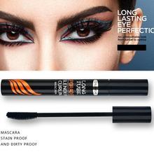 TEAYASON Mascara Individual Curl Eyelash Extension Colossal Mascara Volume Express Makeup 1pc Black Ink Alobon 3d Fiber Lashes