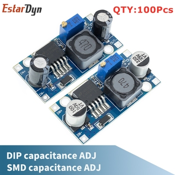 100pcs/lot LM2596S LM2596 ADJ DC-DC Step-down module 5V/12V/24V adjustable Voltage 3.2V to 40V Power Supply Regulator module dc 8v 40v to 12v power supply adjustable voltage regulator 6a 72w auto power step down module converter boost buck module