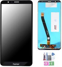 ЖК-экран Huawei Honor 7X BND-L21 BND-L22 BND-L24, 5,93 дюйма, для сенсорного процессора изображений Mate SE, с Free Tools