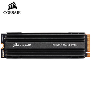 Image 1 - CORSAIR Force Series MP600 SSD NVMe PCIe Gen 4.0 X4 M.2 SSD 1TB 2TB Solid State Drive Storage 4950MB/s M.2 2280 SSD